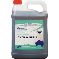 Custom Chemicals Oven & Grill Cleaner 5L