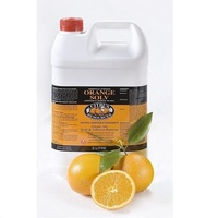 Orange Solv Water Soluble Solvent Cleaner and Carpet Spotter 5L