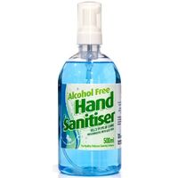 Solopak Hand Sanitiser Alcohol Free 500ml
