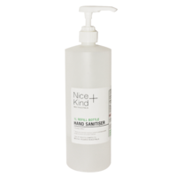 Nice + Kind 70% Alcohol Hand Sanitiser 1L