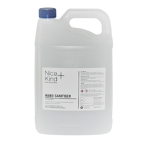 Nice + Kind Hand Sanitiser 70% Alcohol 5L