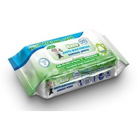 Nano Anti-bacterial Surface Wet Wipes- 75% Alcohol - Carton of 24 x 80packs
