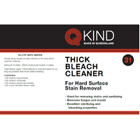 QKind Thick Bleach Cleaner 5L