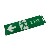 Fire Exit Sign Green