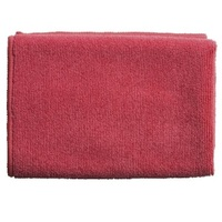 Oates All-Purpose Microfibre Cloth Red
