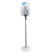 Seko Telescopic Soap/Sanitiser Dispenser Stand with Drip tray