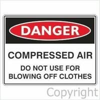 Compressed Air Do Not Use For