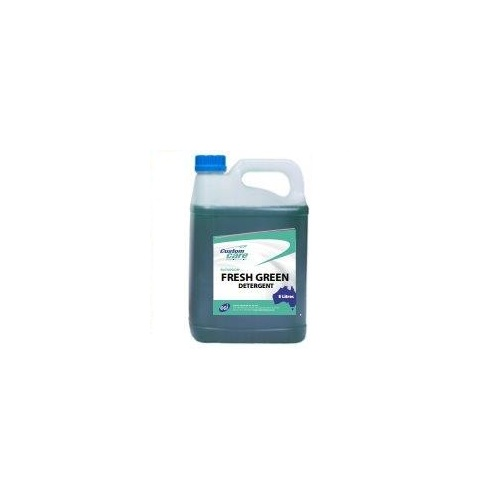 Custom Chemicals Fresh Green Liquid Dishwashing Detergent 5L