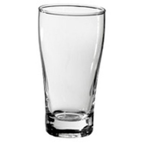 Crown Conical Beer Glass 285ml 48/ctn